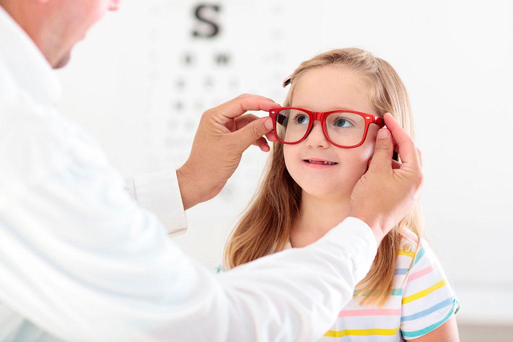 Occhio pigro nei bambini: cosa si può fare