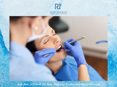 Intervento in sedazione in odontoiatria