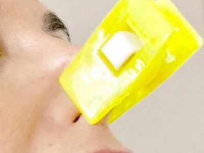 Naso chiuso: respira bene in 30 minuti con il laser a diodo