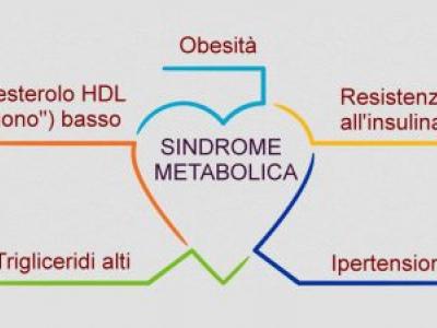 Sindrome metabolica: prevenirla con tre mosse